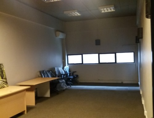 Office for rental – The Junction Business Hub, Calebasses